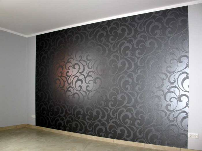 emejing metallic farben f r die wand gallery die sch nsten einrichtungsideen. Black Bedroom Furniture Sets. Home Design Ideas
