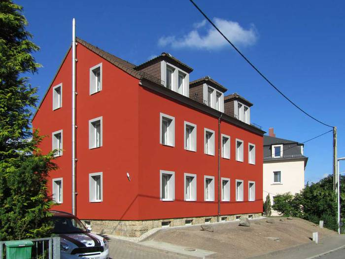 Fassadengestaltung Maler Dresden Malermeister Wemcken